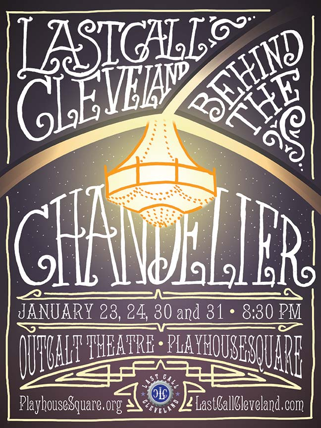 Last Call Cleveland : Behind the Chandelier